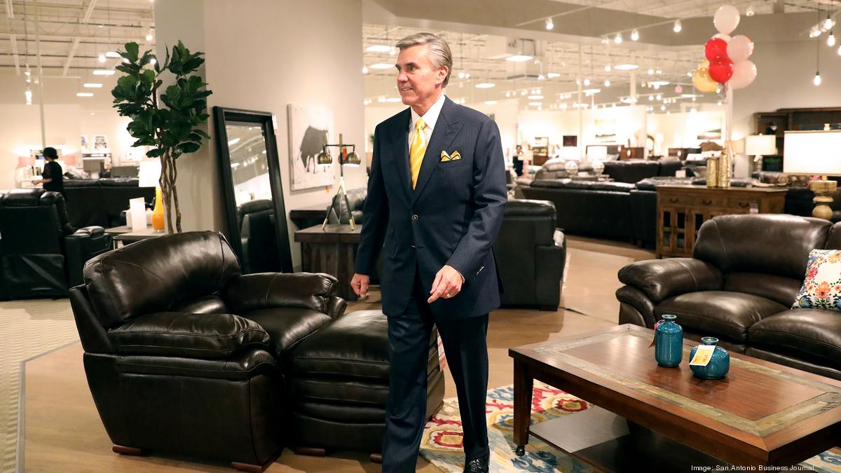 Bob Mills Talks Changing Retail Business At Grand Opening Of Bob