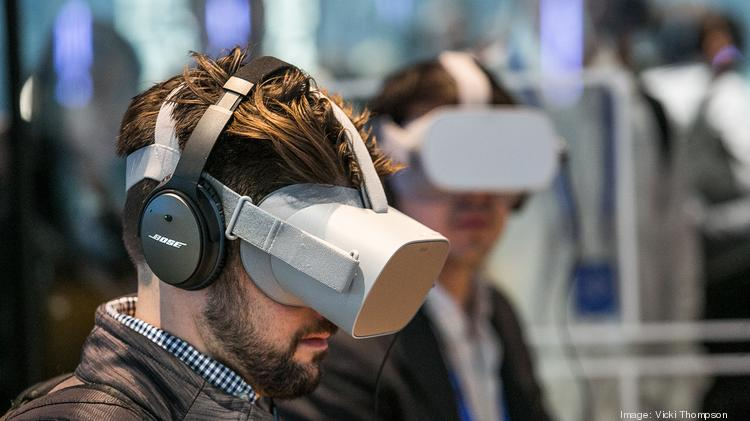 Report: Facebook is shopping around for VR video game
