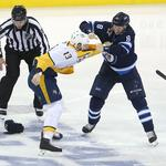 Predators crash and burn in Game 3 against the Jets