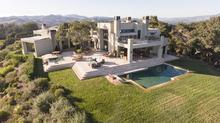Mountain-Top Private Napa Estate