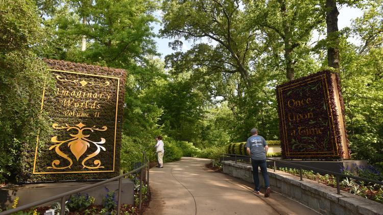 Free Parking Near Atlanta Botanical Gardens Garden Ftempo