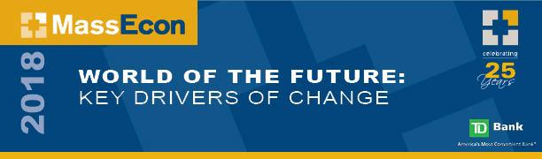 MassEcon Annual Conference - World of the Future: Key Drivers of Change
