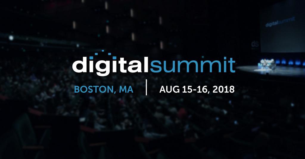 Digital Summit Boston