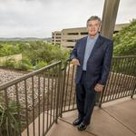 Richard Hill has helped shape Austin — quite literally