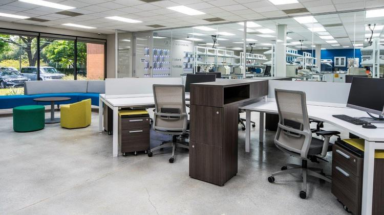 Morphogenesis Has A Little Over 12,000 Square Feet Of Office, Laboratory  And Production Space In