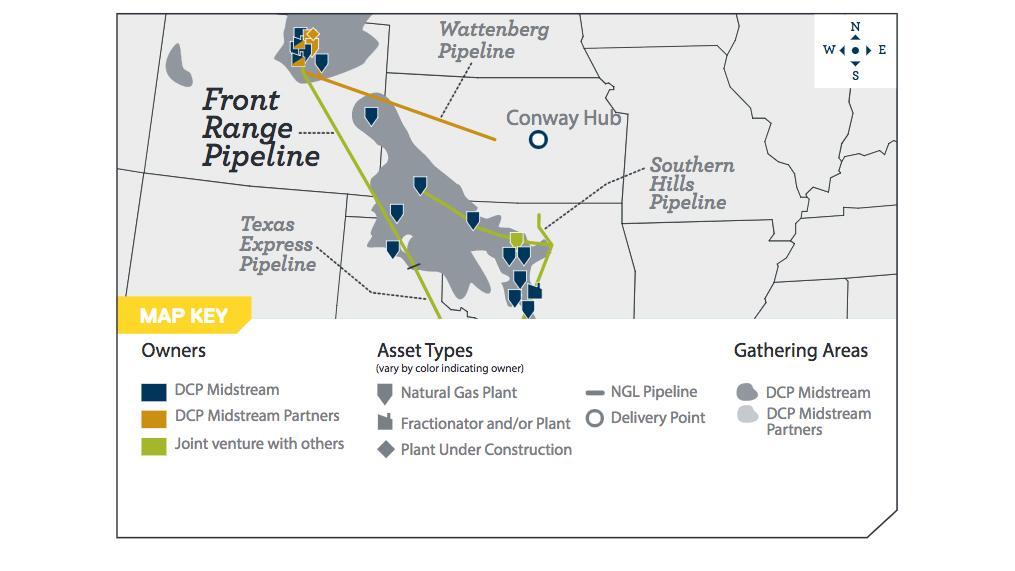 Colorado NGLs pipeline expansion is planned - Denver Business Journal