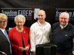 Ultra-high-speed fiber optic service coming to Northwest Alabama city