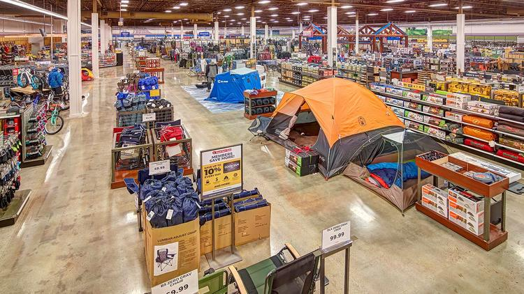 Gander Outdoors Formerly Known As Gander Mountain Opening First