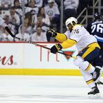 Preds tie series against Jets with gutsy Game 4 win