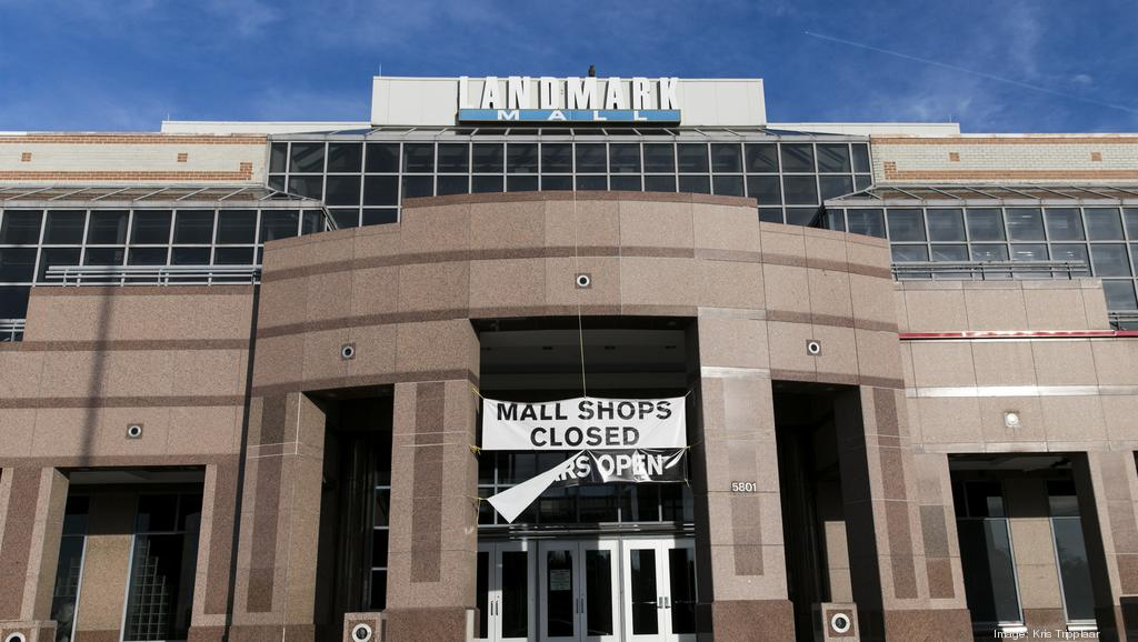 Landmark Mall might be closed, but it's still open for Hollywood