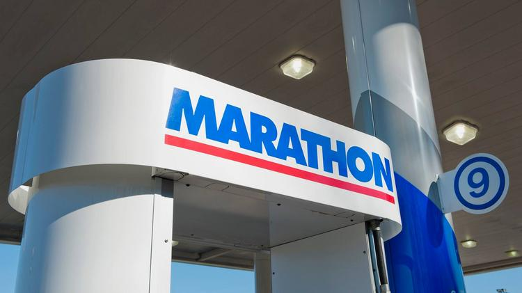 Marathon Petroleum Corp  CEO Gary Heminger: We're switching