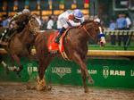 Justify follows his Derby win with a new merchandising agreement
