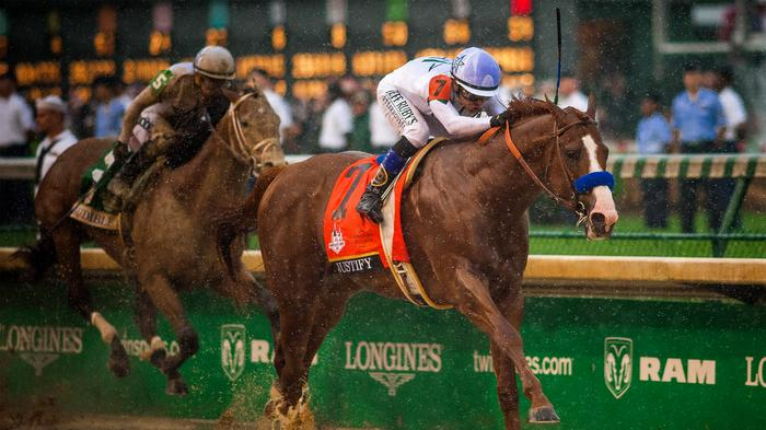 Do you think Justify will complete the Triple Crown?