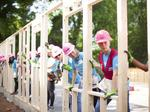 Lowe's, Habitat for Humanity team up to help Charlotte-area women become homeowners (PHOTOS)