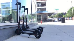 Electric scooter startup ignores Metro warning, continues local operations
