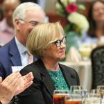 Bank of America's Cathy Bessant receives UNC Charlotte Distinguished Service Award (PHOTOS)