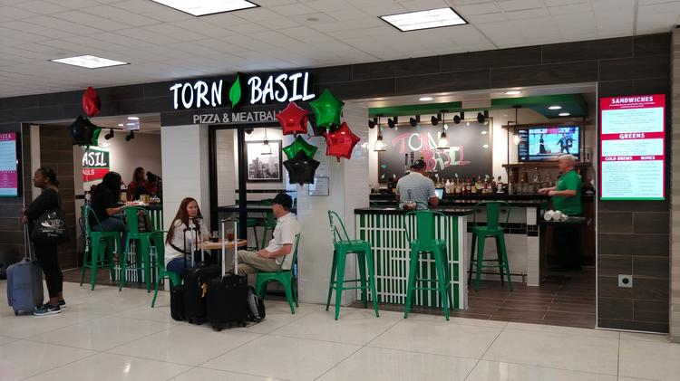 See It Now Memphis Airport S New Italian Restaurant Torn