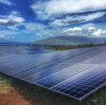 Maui's first large-scale solar project goes online