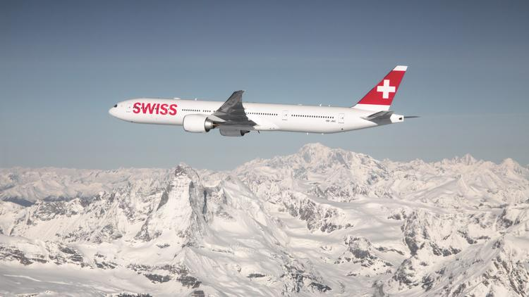 Boeing secures 777 order from Lufthansa Cargo and Swiss