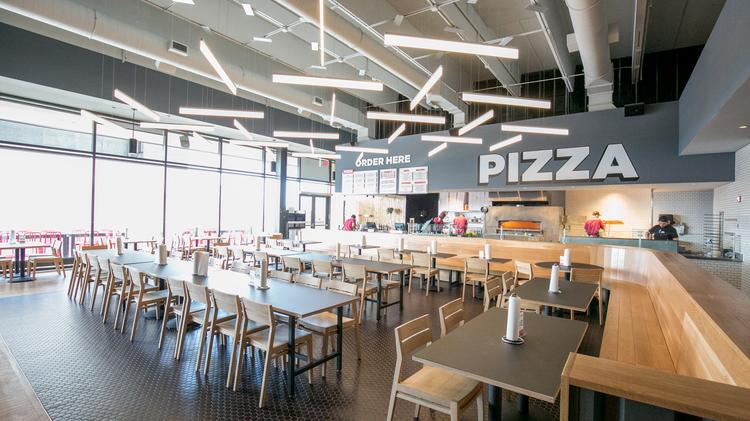 Surly Pizza serving New Haven-style pies above its massive taproom ...
