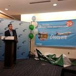Frontier Airlines ready to bust the high fares from Wichita to Denver