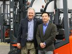 Memphis forklift importer feels the weight of Chinese tariffs
