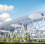 Architecture firms design Skyports for flying Uber taxis