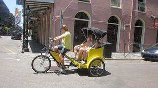 If a pedicab business is launched in Birmingham this summer, will you plan on using the service?