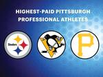 Slideshow: See the highest-paid Pittsburgh-area professional athletes