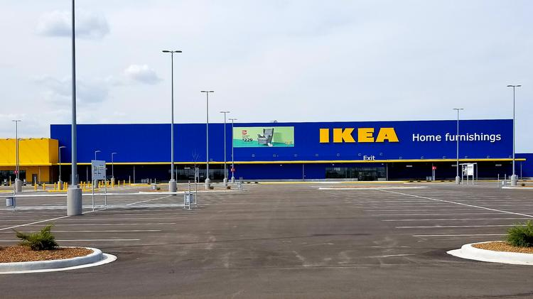 Look Inside The States First Ikea Store In Oak Creek Slideshow