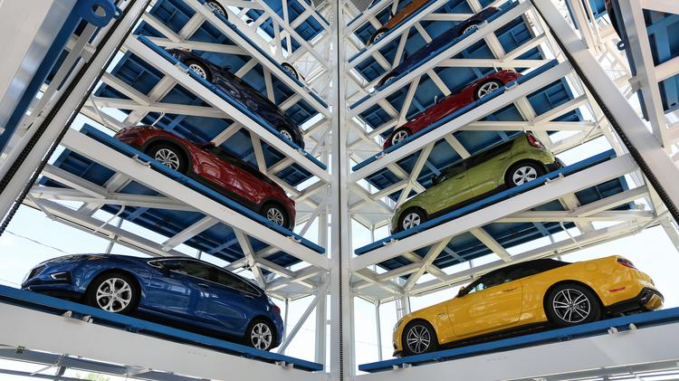 Carvana Exec On Buying Vehicles Online 7 Day Returns And Yes