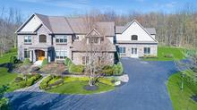 Luxury Custom Built Home on 100 Acres