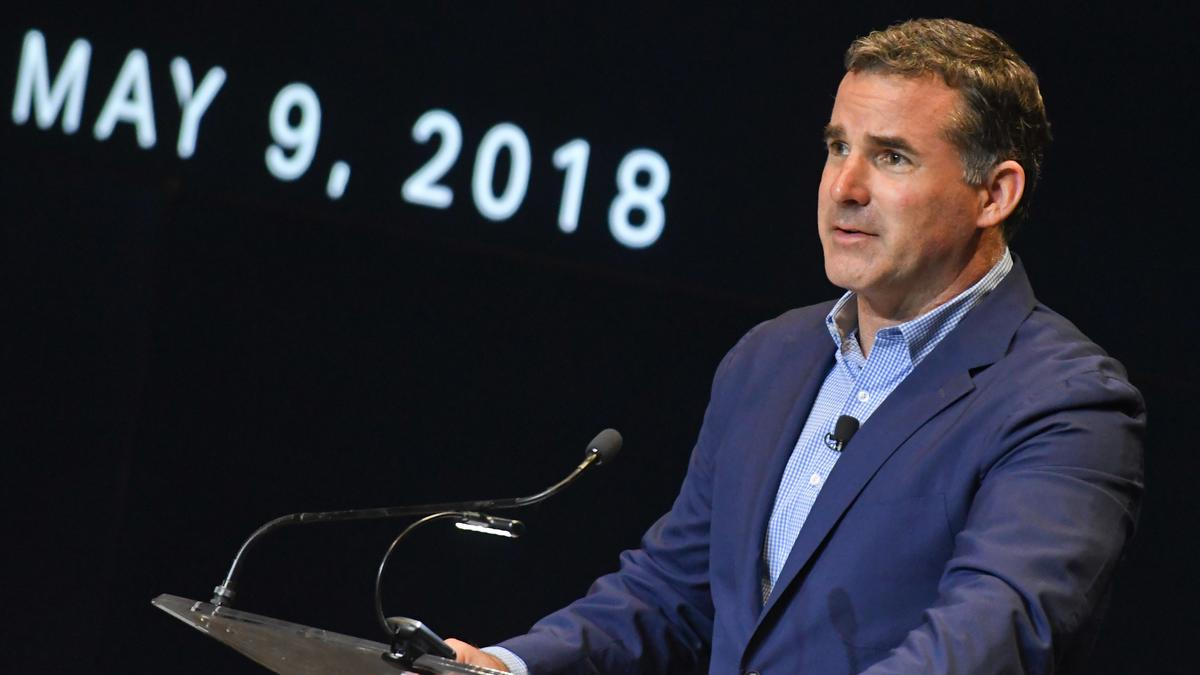 Under Armour CEO Kevin Planks wont name competitors picture