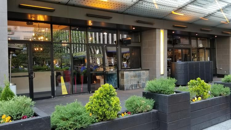 The Former Jekyll E Sits Vacant As Rless Culinary Nightlife Management Group Prepares For A