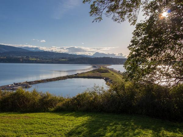 Home of the Day: Waterfront Retreat Nestled on Sequim Bay