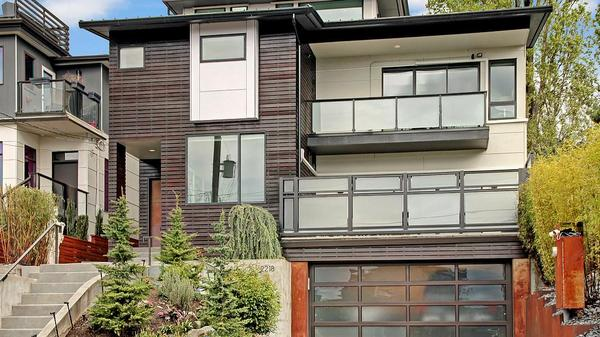 Modern Luxury on North Capitol Hill