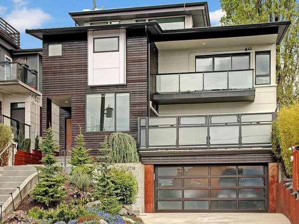 Home of the Day: Modern Luxury on North Capitol Hill