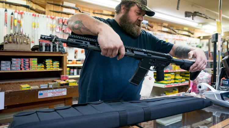 Sturm Ruger shareholders adopt measure backed by gun control