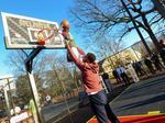 Courting Atlanta: Atlanta Hawks rehab basketball courts to teach kids