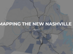 Mapping the new Nashville: By the numbers