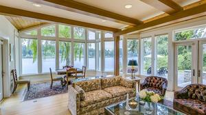 Waterfront Home on Point White Drive. The Ultimate Island Lifestyle.
