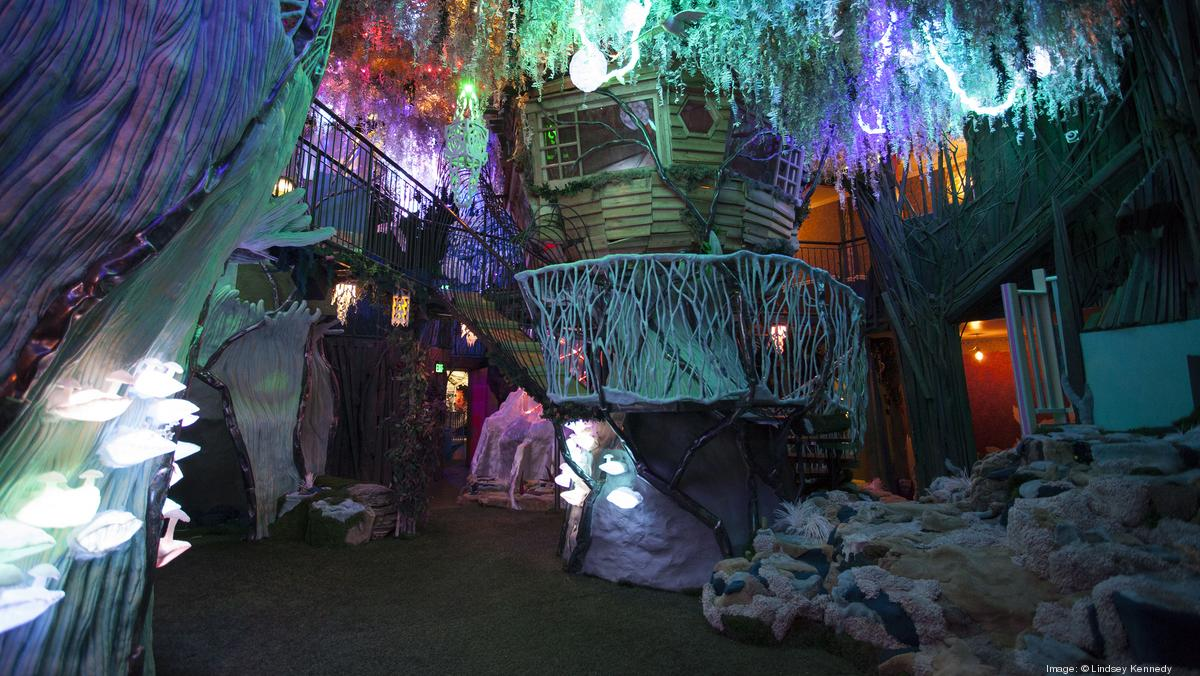 Meow Wolf S Arrival In Denver In 2020 Promises To Be An Experience Like No Other Denver Business Journal