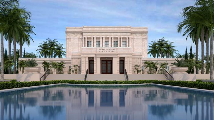 LDS Church outlines Mesa Arizona Temple renovations, closure impacts ...