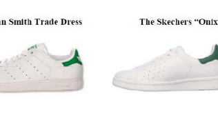 3274cdc1c2077 Adidas  trademark infringement suit against Skechers Stan Smith look-alike  to move forward - Portland Business Journal