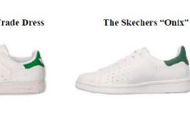 the skechers