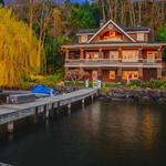 Patti Payne's Cool Pads: Waterfront Medina home with private tram hits market for $8.5M