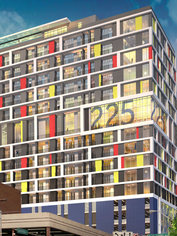 Luxury Apartment May Yield Condos In Baltimore
