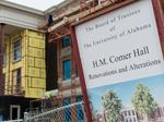 A look at construction activity on University of Alabama campus