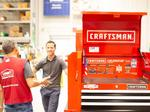Craftsman tools now stocked in Lowe's stores