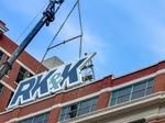RK&K officially takes its place on Baltimore's skyline